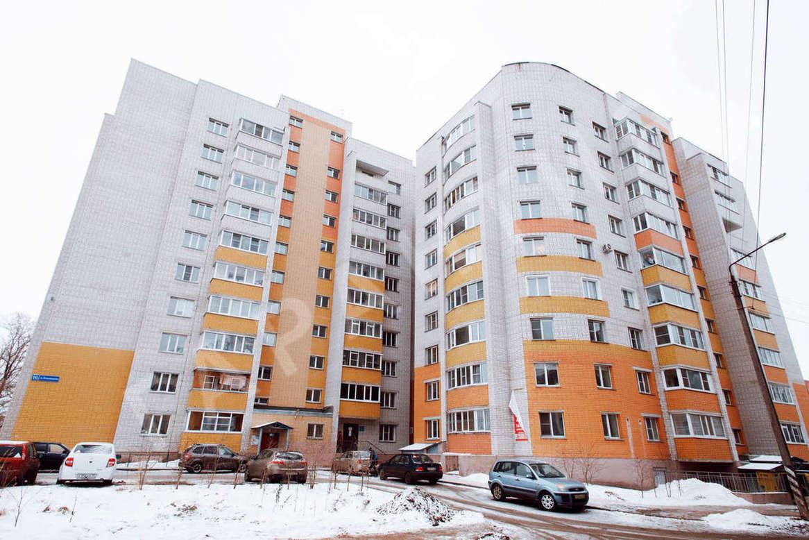 Вологда, Петрозаводская улица, дом 16