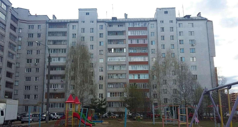 Вологда, Панкратова улица, дом дом 88в