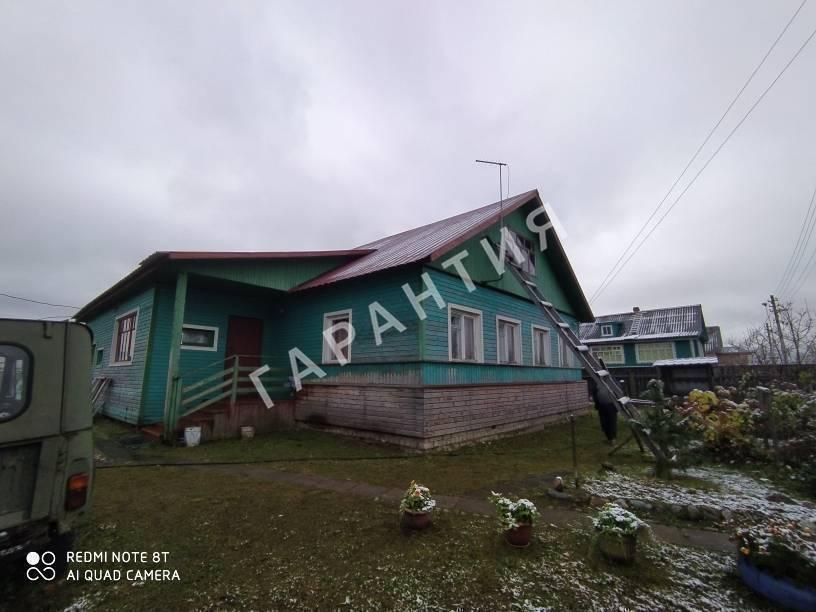 Кириллов, Труда улица, дом 27