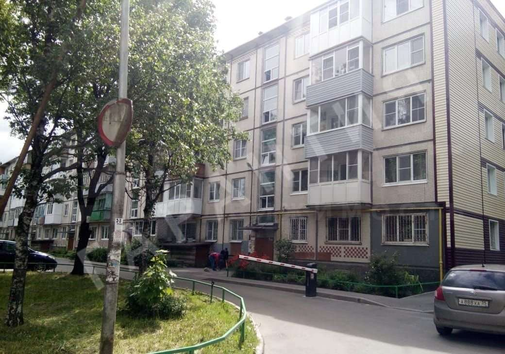 Вологда, Герцена улица, дом 97