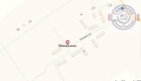 Минькино село ул. Новая, 2,16, —