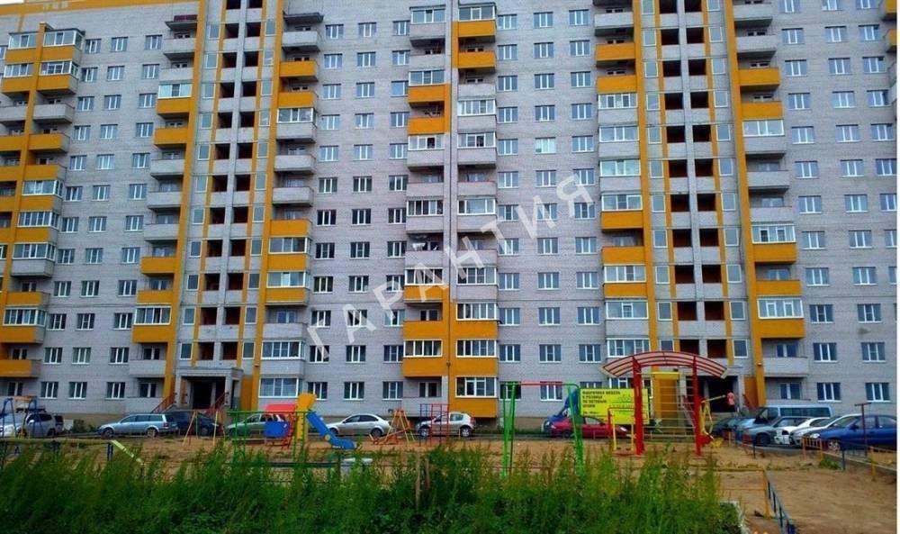 Вологда, Гагарина улица, дом 80в