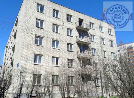 Вологда, Путейская улица, дом 16