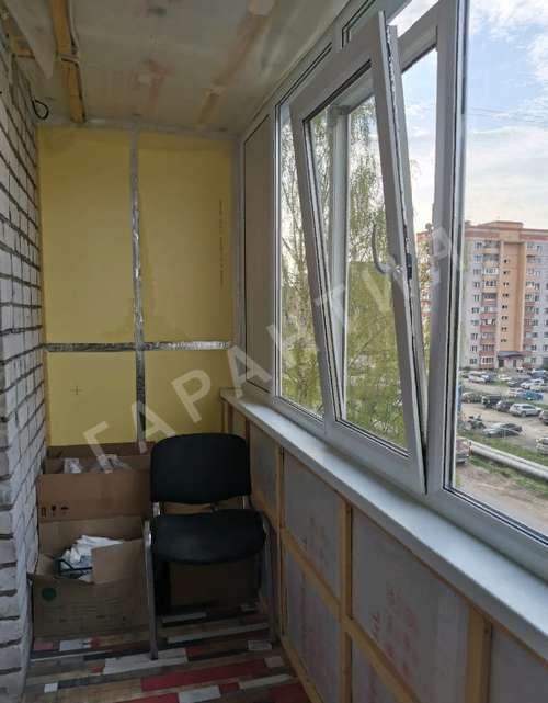 Вологда, 5 микрорайон, Воркутинская улица, дом 12