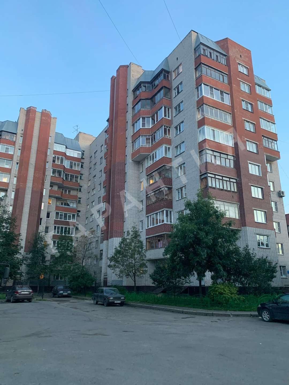 Вологда, 2-4 микрорайоны, Ленинградская улица, дом 101