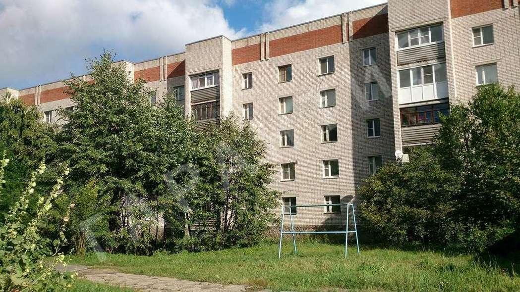 Вологда, 6 микрорайон, Дзержинского улица, дом 35а
