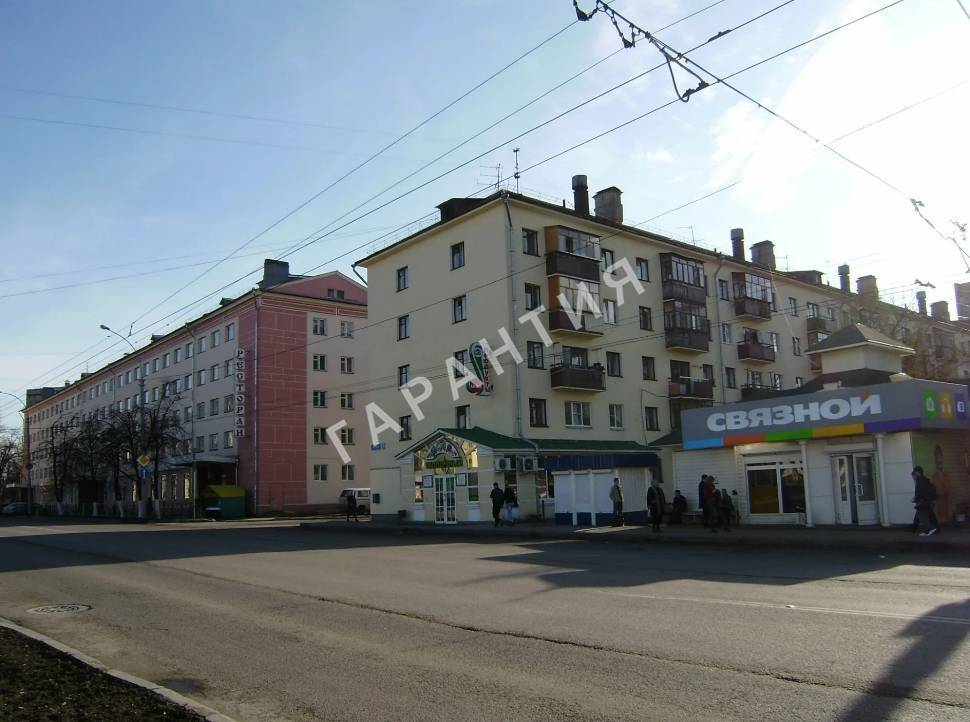 Вологда, Верхний посад, Мира улица, дом 90
