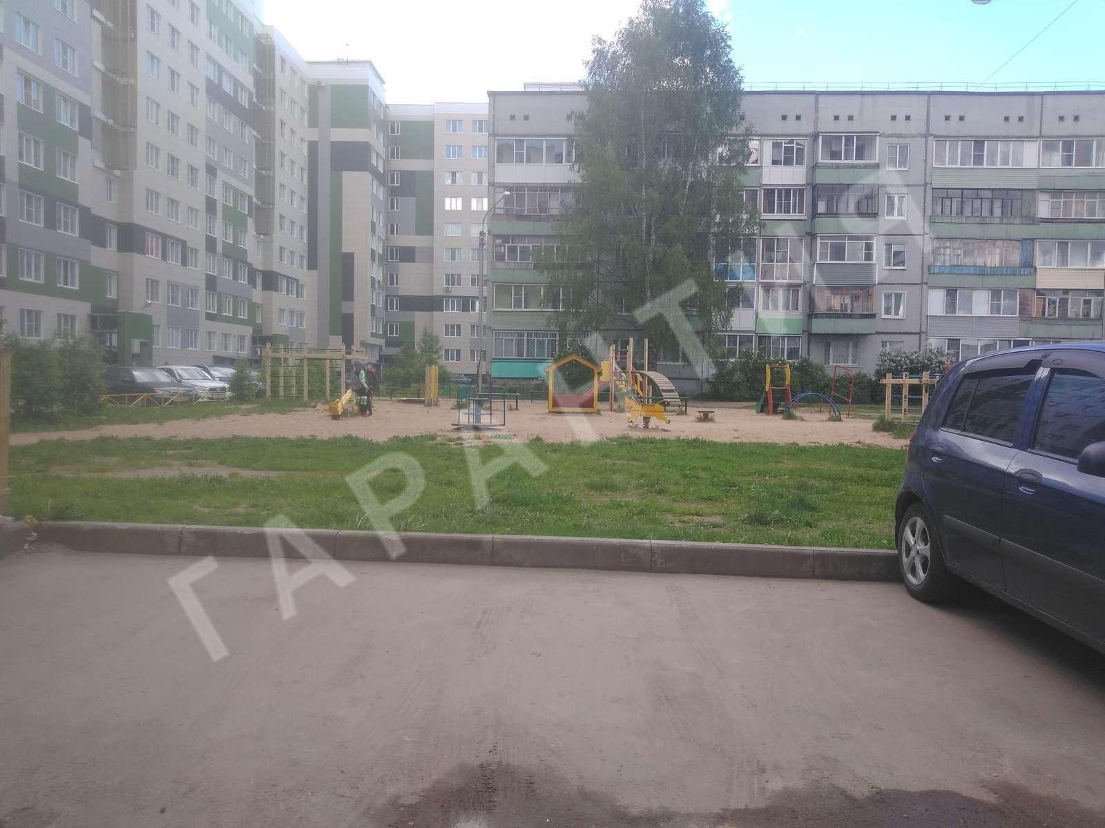 Вологда, Водники, Карла Маркса улица, дом 121