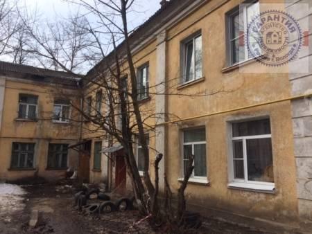 Вологда, Нижний посад, Ветошкина улица, дом 117