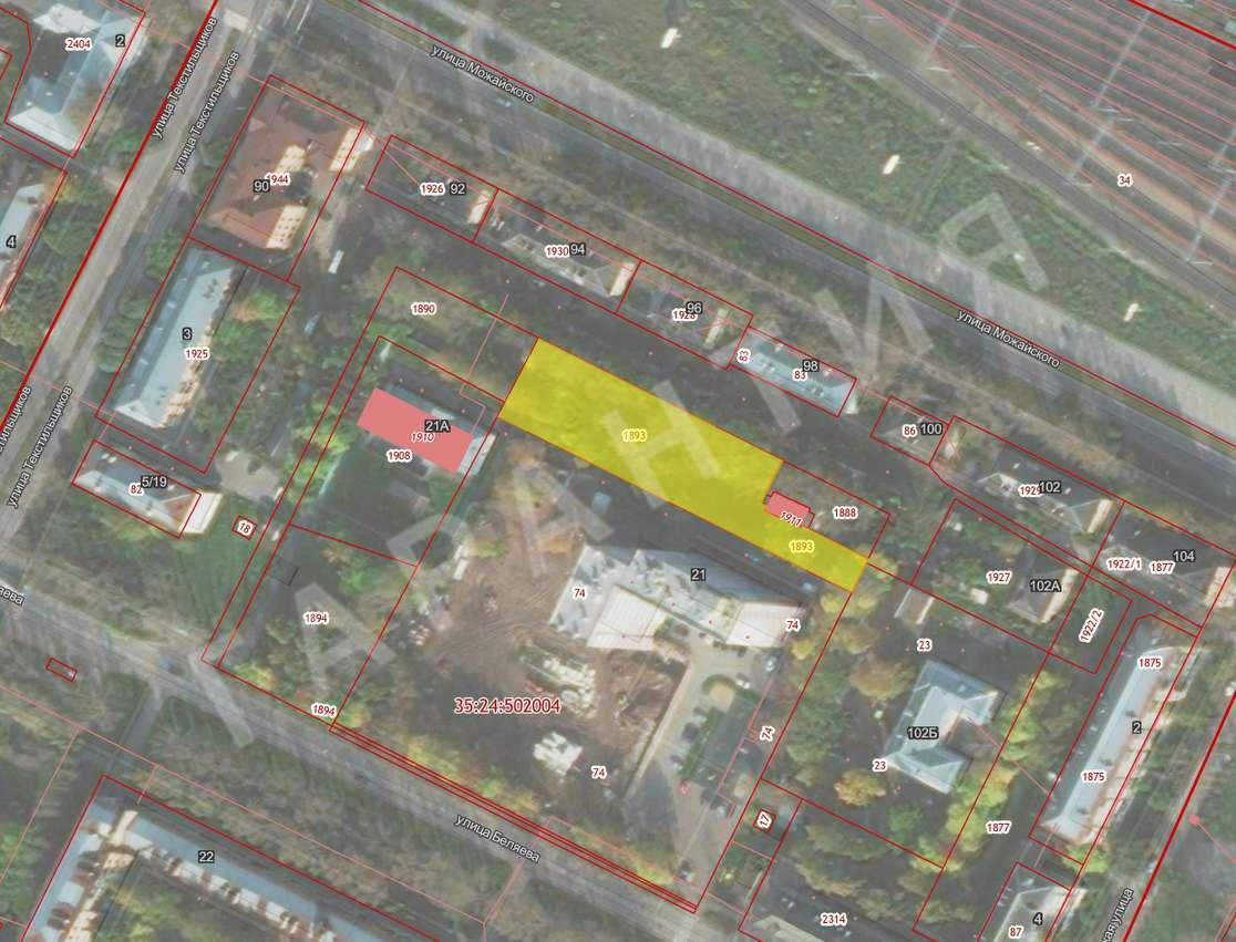 Вологда, 6 микрорайон, Беляева улица