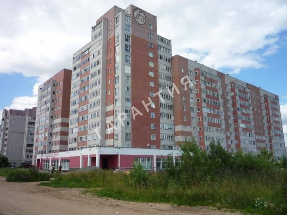 Вологда, Бывалово, Ярославская улица, дом 33