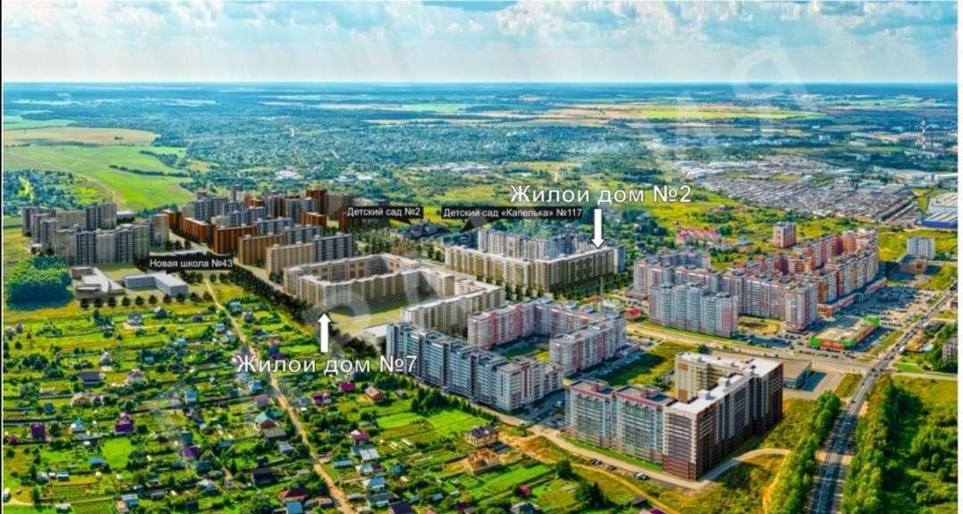 Вологда, 2-4 микрорайоны, Возрождения улица, дом 51