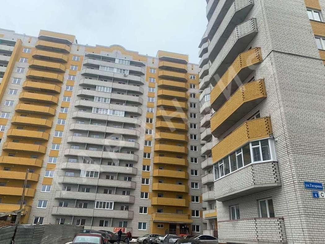 Вологда, 2-4 микрорайоны, Гагарина улица, дом 80а к4