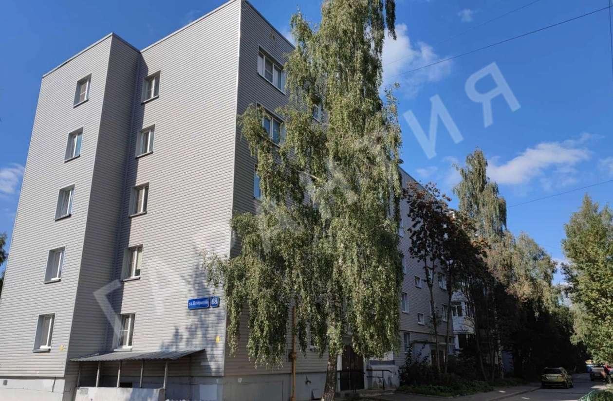 Вологда, 2-4 микрорайоны, Панкратова улица, дом 68