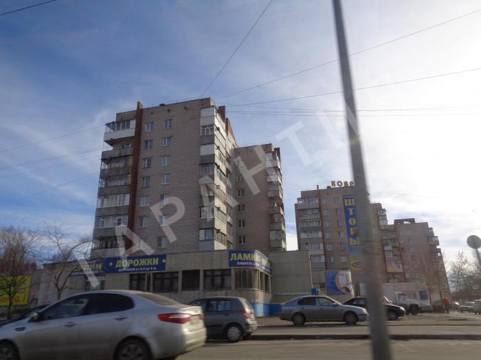 Вологда, 5 микрорайон, Маршала Конева улица, дом 1