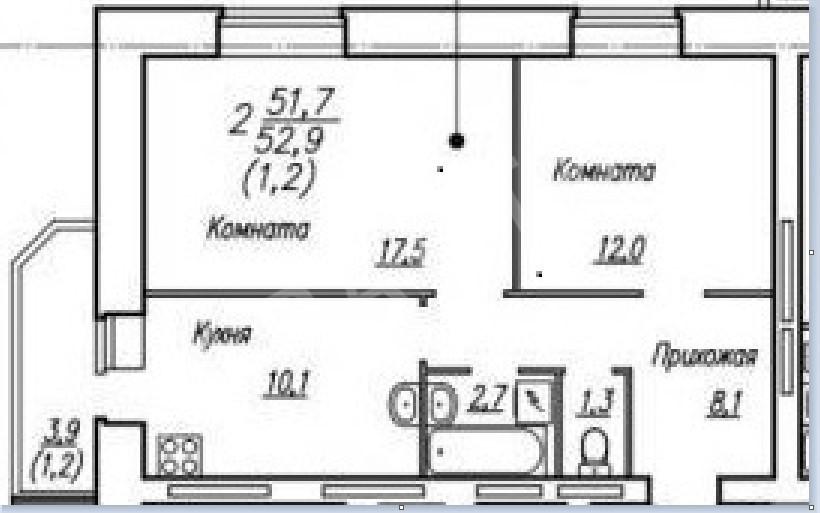 Вологда, 5 микрорайон, Маршала Конева улица, дом 13