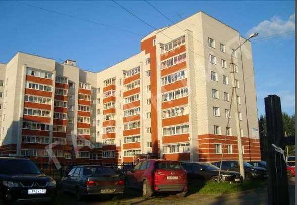 Вологда, 2-4 микрорайоны, Возрождения улица, дом 26