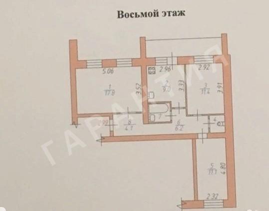 Вологда, 5 микрорайон, Воркутинская улица, дом 17