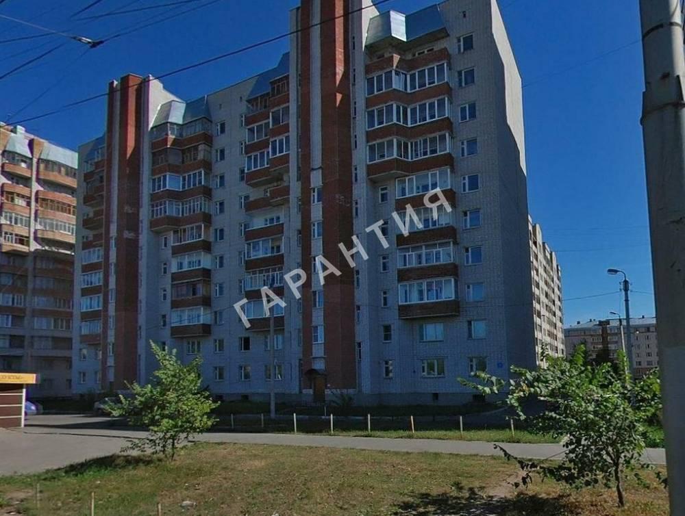 Вологда, 2-4 микрорайоны, Ленинградская улица, дом 107
