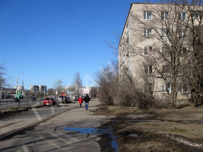 Вологда, 5 микрорайон, Маршала Конева улица, дом 11