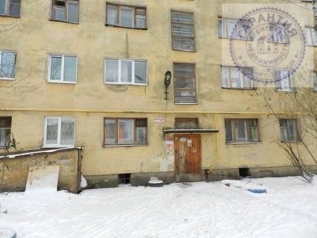 Вологда, Водники, Городской Вал улица, дом 11