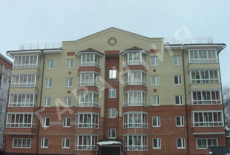 Вологда, Заречье, Карла Маркса улица, дом 30