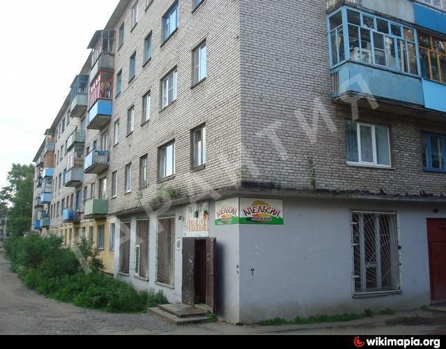 Вологда, Завокзальный, Молодежная улица, дом 5в