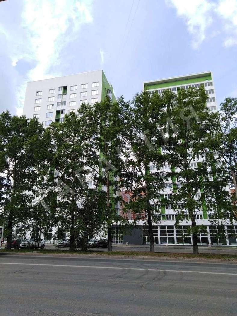 Вологда, 1 микрорайон ГПЗ-23, микрорайон Зелёный Город, дом 4