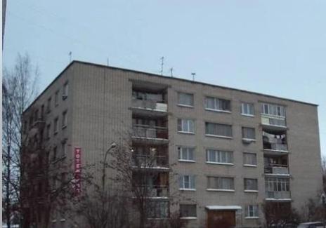 Вологда, 5 микрорайон, Маршала Конева улица, дом 9
