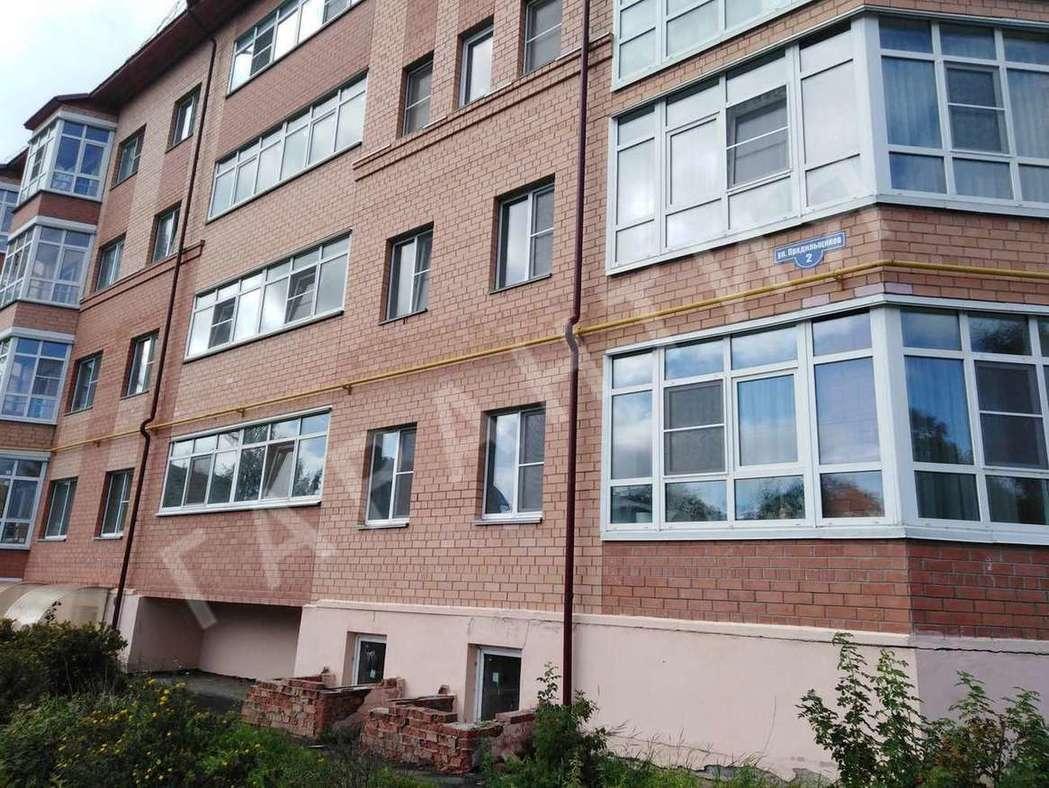 Вологда, 6 микрорайон, Прядильщиков улица, дом 2