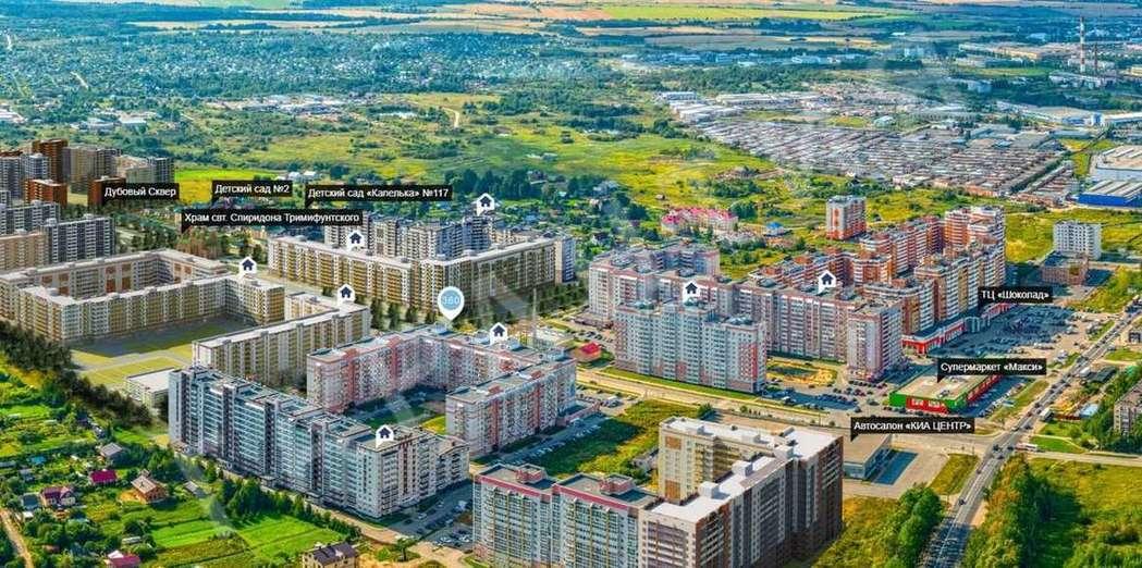 Вологда, Южный, Возрождения улица, дом 86
