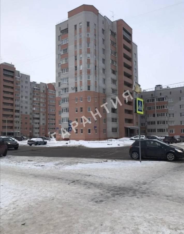 Вологда, Водники, Фрязиновская улица, дом 31