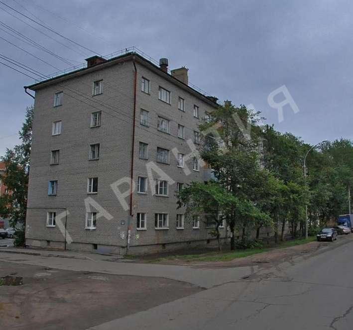 Вологда, Заречье, Некрасова улица, дом 45