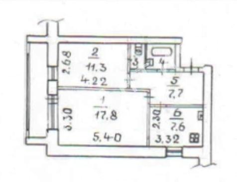 Огарково посёлок, -, , дом 40
