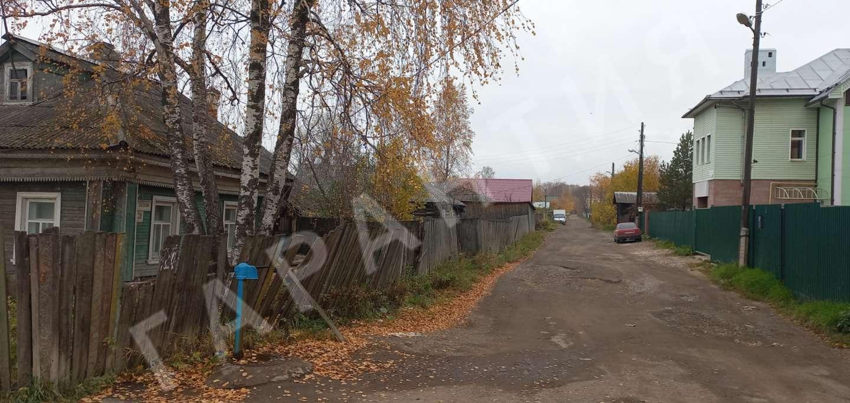 Вологда, Заречье, Ольховая улица, дом 38